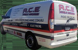 Contact ACE Mobile Mechanic